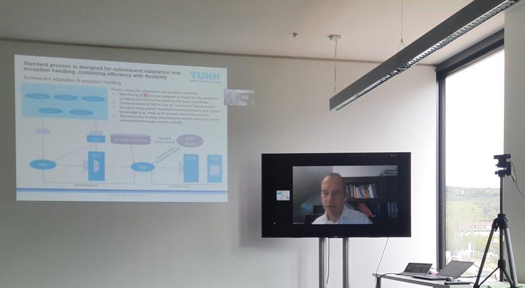Vortrag Prof. Dr. Matthias Meyer